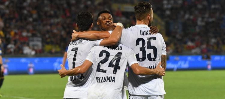 Il Bologna inizia benissimo la stagione, Pisa sbancata 3-0 con Poli ...
