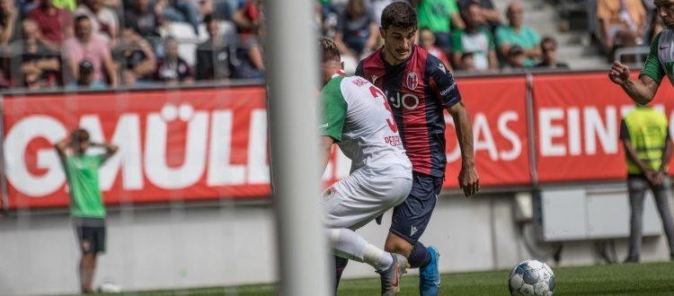 Augsburg-Bologna 2-3: il Tosco l'ha vista così...
