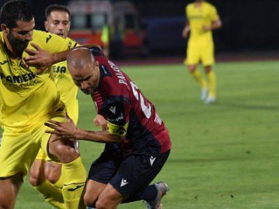 A San Marino va in scena il festival del gol: Bologna mai domo, ma il Villarreal la spunta 4-3