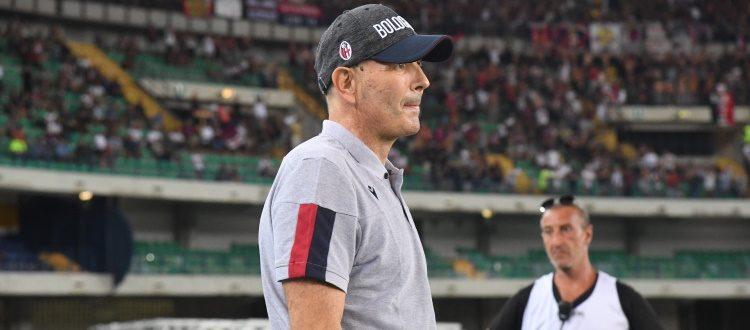 Nella notte di Sinisa, il Bologna sbatte contro il muro del Verona: 1-1 al Bentegodi, Veloso risponde a Sansone