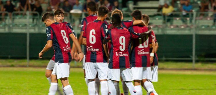 Il Bologna Primavera vola in finale al 'Città di Vignola', Spal piegata 3-1