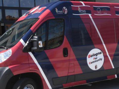 Bologna For Community torna in campo per la vaccinazione dei cittadini più fragili