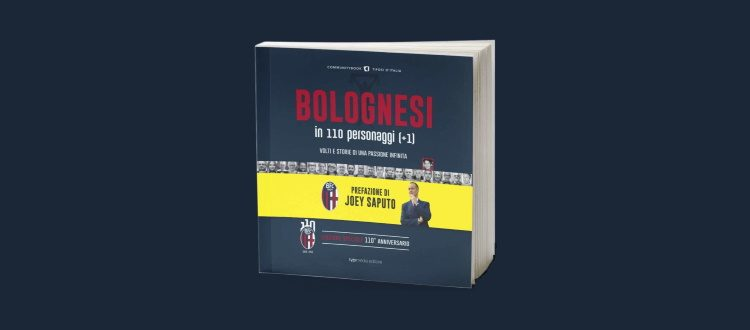 Oggi alle 18 la presentazione del libro 'Bolognesi in 110 personaggi (+1)' alla Feltrinelli