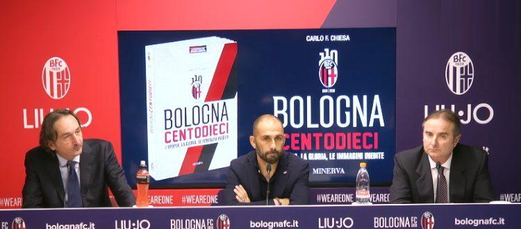 Presentato il libro 'Bologna Centodieci'. Chiesa: