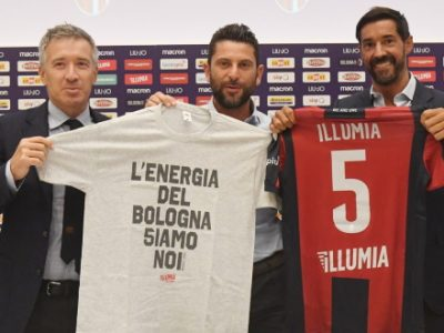 Il Bologna e Illumia insieme per la quinta stagione di fila. Bernardi:
