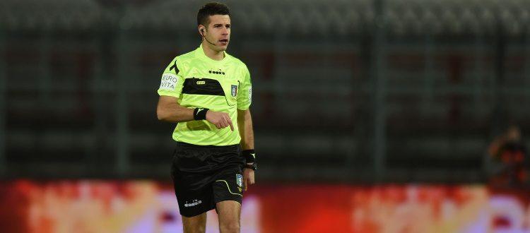 Udinese-Bologna ad Antonio Giua di Olbia