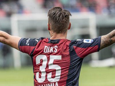 Tattica e calci piazzati a Casteldebole, poche possibilità di vedere Dijks contro la Sampdoria