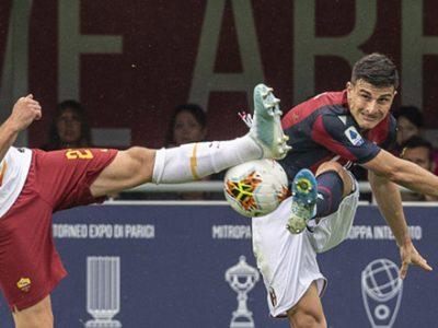 Bologna-Roma 1-2: il Tosco l'ha vista così...