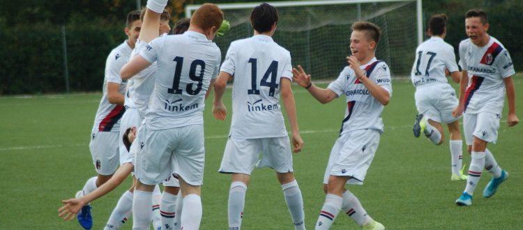 Bologna Under 14 a valanga sul Ravenna, pareggia l'Under 15, cade l'Under 16