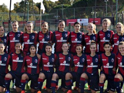 Terzo k.o. di fila per il Bologna Femminile, a Roma la Res Women passeggia 3-0