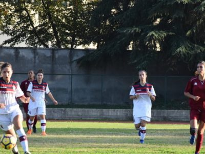Il Bologna Femminile non decolla: quarta sconfitta in altrettante gare, il Pontedera passa 0-2