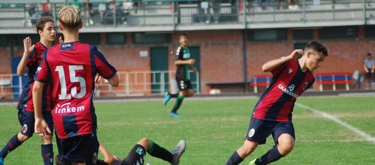 Le Under 17 e 16 del Bologna cadono sotto i colpi di Venezia e Spal, vincono le Under 15 e 14