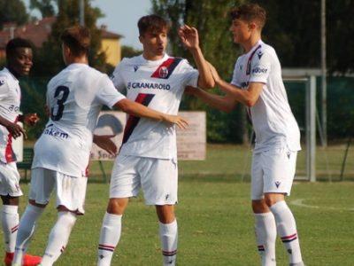 Weekend positivo per il settore giovanile rossoblù, goleade delle Under 16 e 14