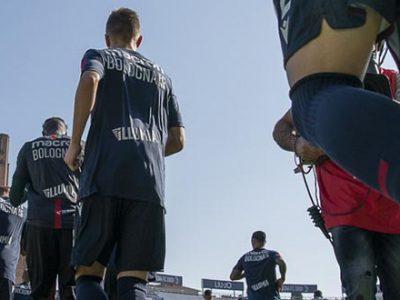 Ripresa degli allenamenti in vista di Cagliari, differenziato per Destro, Dijks e Medel