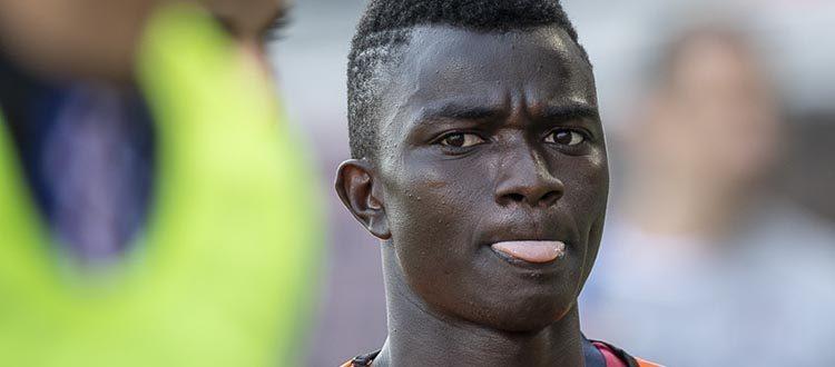 Esordio in maglia rossoblù per Juwara, 908° giocatore nella storia del Bologna