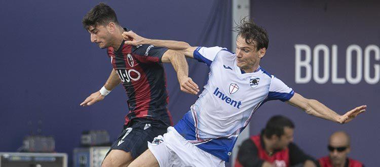 Bologna-Sampdoria 2-1: il Tosco l'ha vista così...