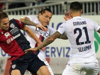 L'imprecisione e la sfortuna condannano il Bologna, alla Sardegna Arena vince il Cagliari 3-2