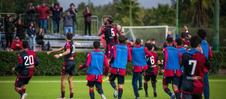 Il Bologna Primavera cede 1-0 al Cagliari capolista, decide Gagliano su punizione