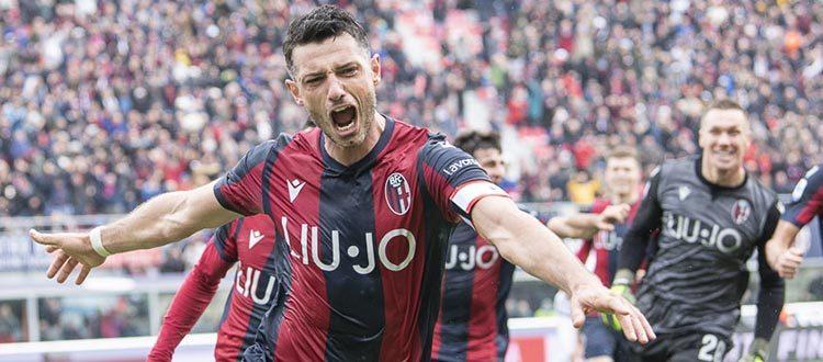 Da Dzemaili a Inglese, come all'andata è un gol al 95' a sancire il 2-2 nel derby tra Bologna e Parma