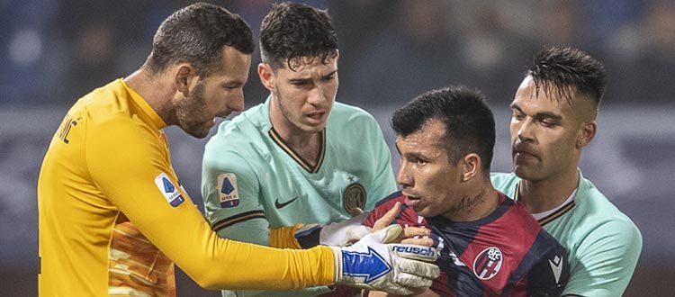 Medel preannuncia l'addio al Bologna: