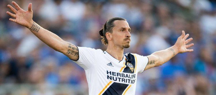 Ibrahimovic conferma il suo addio ai Los Angeles Galaxy: