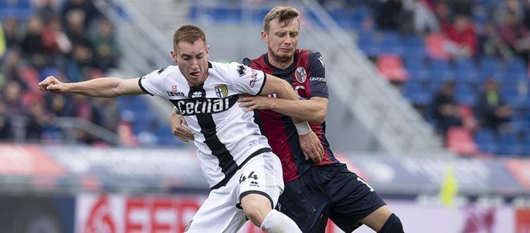 Bologna-Parma 2-2: il Tosco l'ha vista così...