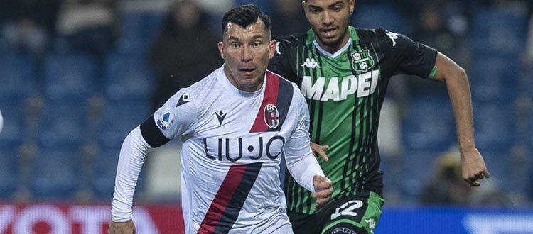 Per Medel niente Milan, il cileno fermato un turno dal Giudice Sportivo