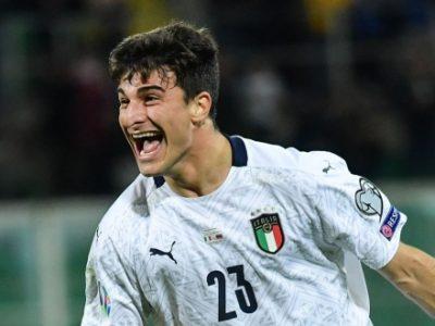 Orsolini, che debutto in Nazionale! Gol, assist e rigore procurato, e l'Italia di Mancini travolge 9-1 l'Armenia