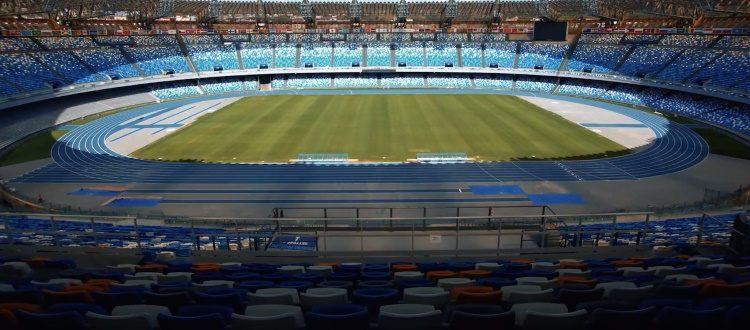 Napoli-Bologna, prevendita in corso: biglietti per il Settore Ospiti Superiore a 25 €
