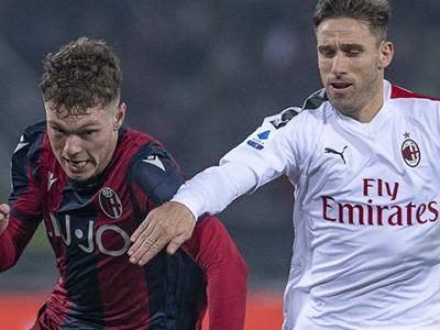 Bologna-Milan 2-3: il Tosco l'ha vista così...