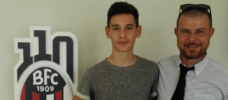 Nuova chiamata dall'Italia Under 15 per il giovane portiere rossoblù Davide Franzini