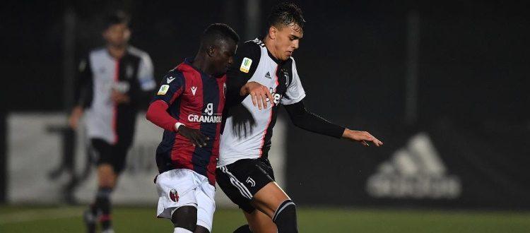 Doppio Juwara non basta, la Juventus Primavera piega il Bologna 3-2 e bissa il successo di Coppa Italia