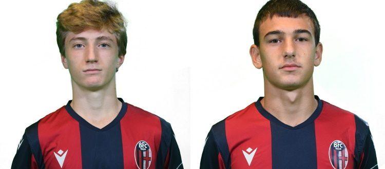 I rossoblù Mazia e Motolese convocati in Nazionale Under 16 per il Torneo dei Gironi