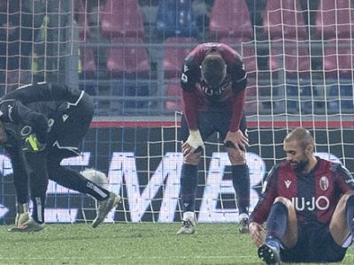 Bologna, un brutto passo indietro: al Dall'Ara il Milan si impone 3-2