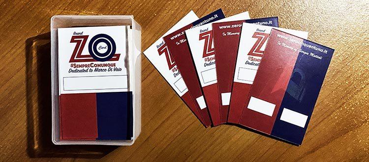 Se hai la ZO Card puoi vincere una felpa primaverile Brand ZO: acquista subito la tua tessera!