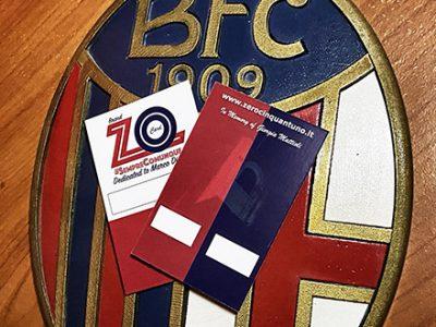 Acquisto ZO Card tramite bonifico: comunicazione dei dati