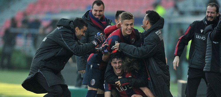 Iachini pregusta la festa, Orsolini gliela rovina: il Bologna riacciuffa la Fiorentina al 94', 1-1 nel derby