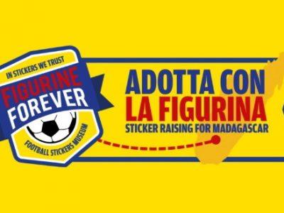 Prima di Bologna-Fiorentina l'iniziativa 'Un milione di figurine per il Madagascar'