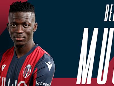 Ufficiale: Musa Barrow al Bologna