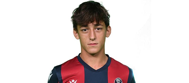 Per Nicolas Zenzola arriva la convocazione in Nazionale Under 15