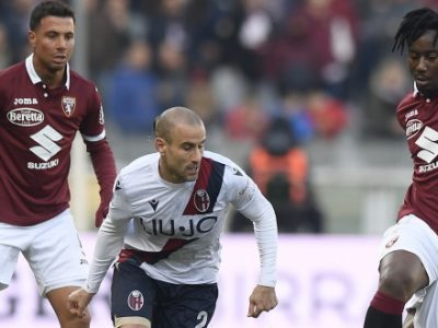 Il risultato non cancella la bella prestazione del Bologna a Torino, per Palacio un pomeriggio nero