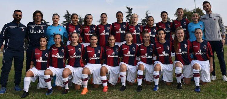 Non bastano il primo gol della Magnusson e una bella rimonta, a Riccione il Bologna Femminile cede 3-2 al 96'