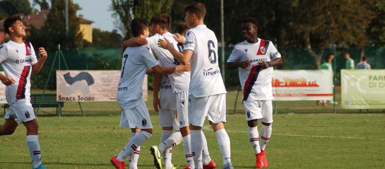 Doppia vittoria del derby contro la Spal per il Bologna Under 16 e 15