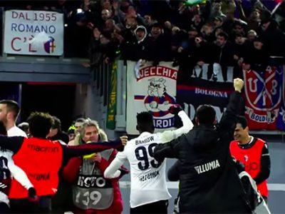 Il Bologna di oggi è la squadra che gioca il miglior calcio della serie A!