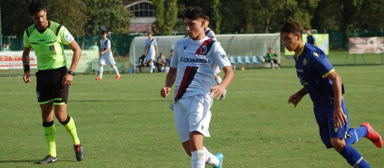 Goleade del Bologna Under 17 e 14, tonfo dell'Under 15, l'Under 16 ribalta il Verona da 4-0 a 4-5!