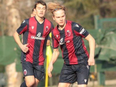 Il Bologna Under 17 espugna Venezia con doppietta di Paananen, 1-1 nel big match di Sassuolo per l'Under 14