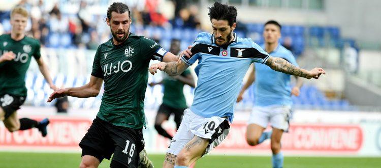 Lazio più forte e più fortunata, all'Olimpico il Bologna cede 2-0 a testa alta. Decisivo il VAR
