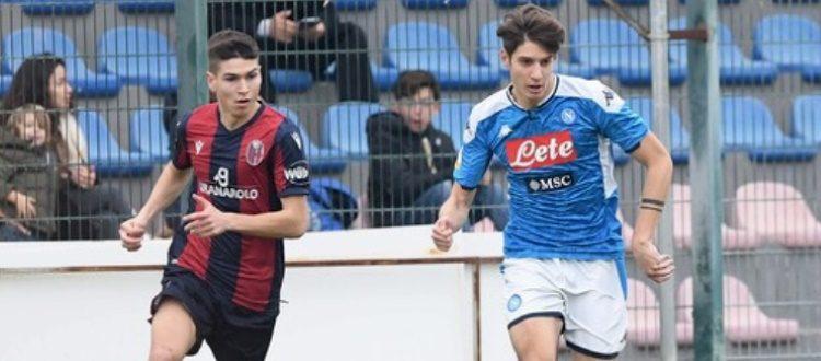 Il Bologna Primavera ritrova il sorriso, Napoli piegato 1-0 a domicilio con Uhunamure
