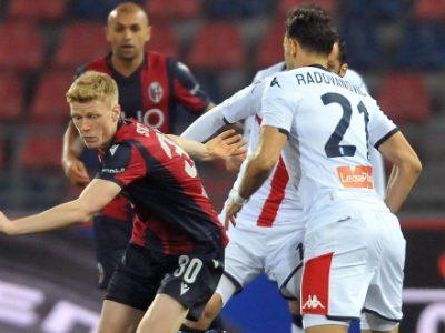 Bologna-Genoa 0-3: il Tosco l'ha vista così...