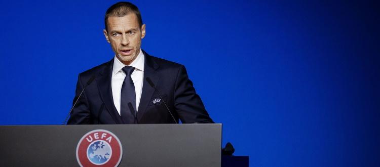 Ceferin e la UEFA: fuori dal mondo